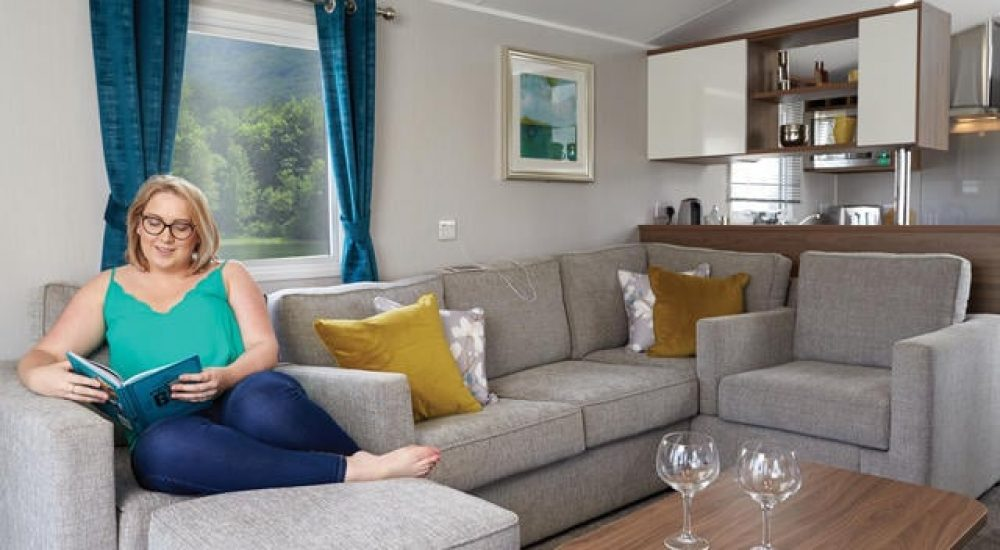 Pix: Shaun Flannery/shaunflanneryphotography.comCOPYRIGHT PICTURE>>SHAUN FLANNERY>01302-570814>>07778315553>>7th August 2018Willerby Holiday HomesThe Avonmore - Lifestyle
